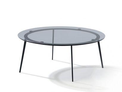 Tosca Table Basse en Verre