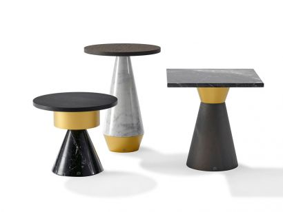 Totem Table Basse & Table d'Appoint