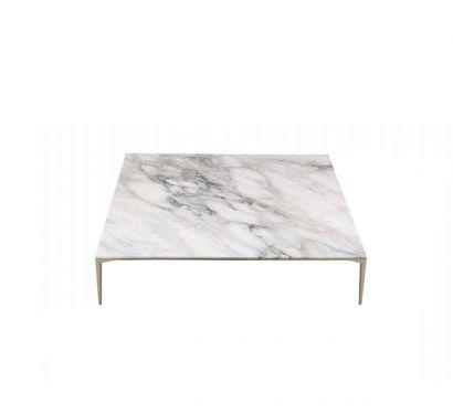Tray Coffee Table - Calacatta Marble/Palladio