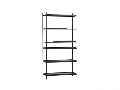 Woud Tray Bookcase