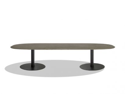 T-Table Tavolino Ovale Tribu