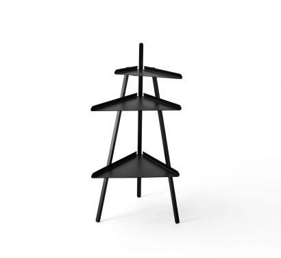 Trio Corner Furniture  - Black