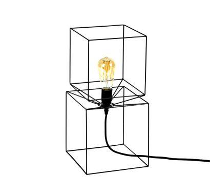 Trompe L'Oeil Lampe de Table
