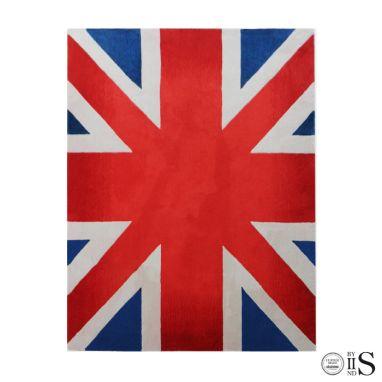 Union Jack Camden Red/Blu/White Tappeto