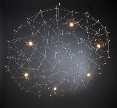 Universe Disc LED Ø 200 Lampe de Suspension