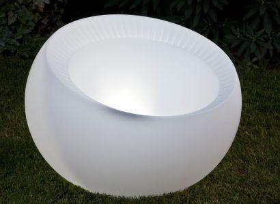 Uovo di Colombo Vaso con luce