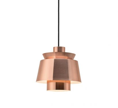 Utzon Lampe à suspension Cuivre