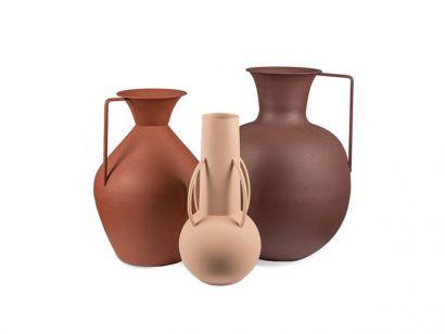 Vases Roman Brown Pols Potten