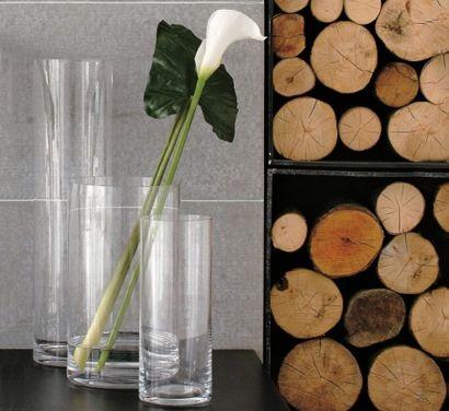 Vase Cilindrico High