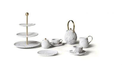 victoria tea set mug