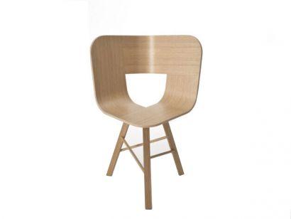 Tria Wood Chaise