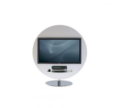 Vision Swivel TV Stand White