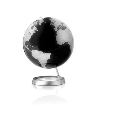 Full Vision Circle Black Globo