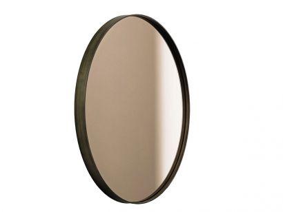 Visual Round Mirror