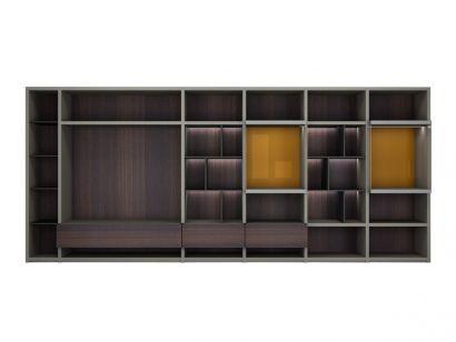 Wall System 444 Bookshelf - ex display