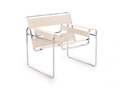 Wassily Chair - Canvas Seat