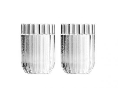 Dearborn Water Glass Set x2