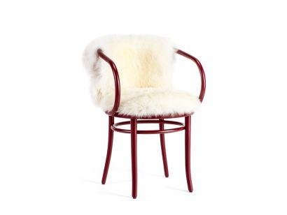 Wiener Stuhl Fully Upholstered - Christmas Edition by Wiener GTV Design