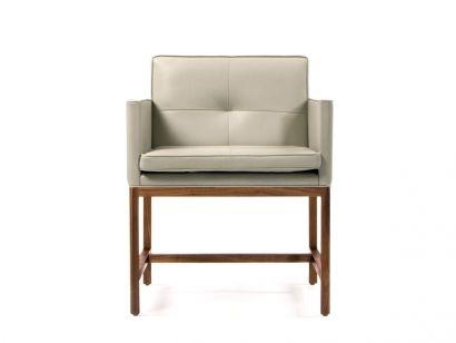 Bassam Fellows - Wood Frame Side Chair