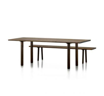 Wood Table 220x90
