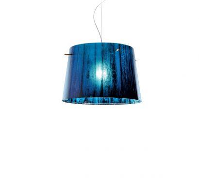 Woody Suspension Lamp