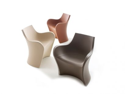 Woopy Chair - Upholstered