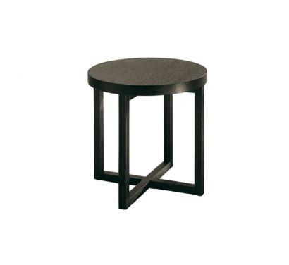 Yard Coffee Table - Round Spessart Oak