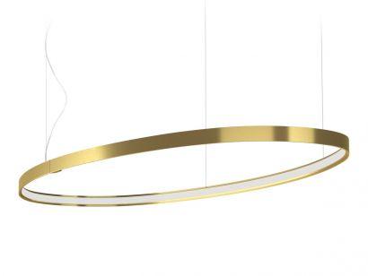 Zero Ellipse Suspension Lamp Panzeri