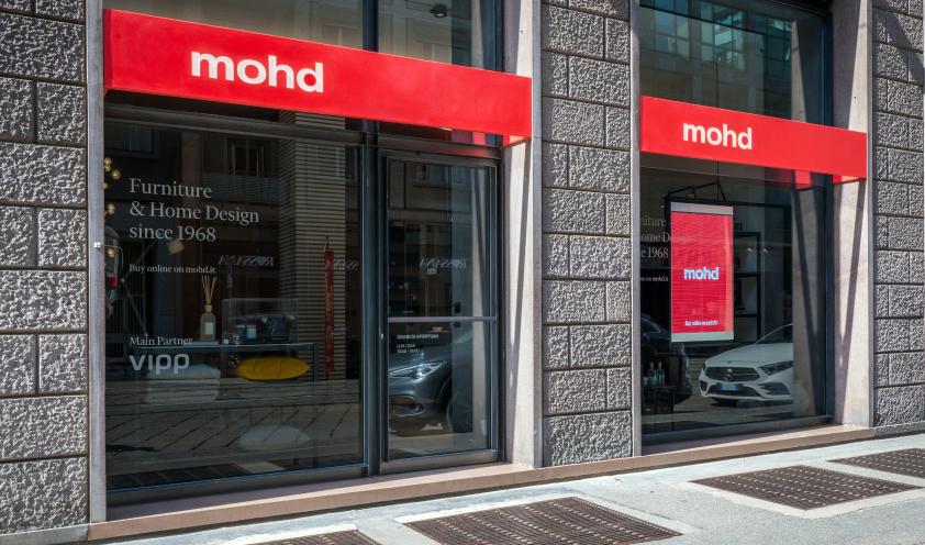 Mohd arrives in Milan