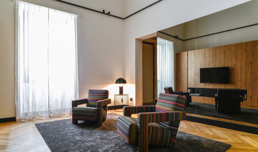 A modern design apartment in the heart of Catania