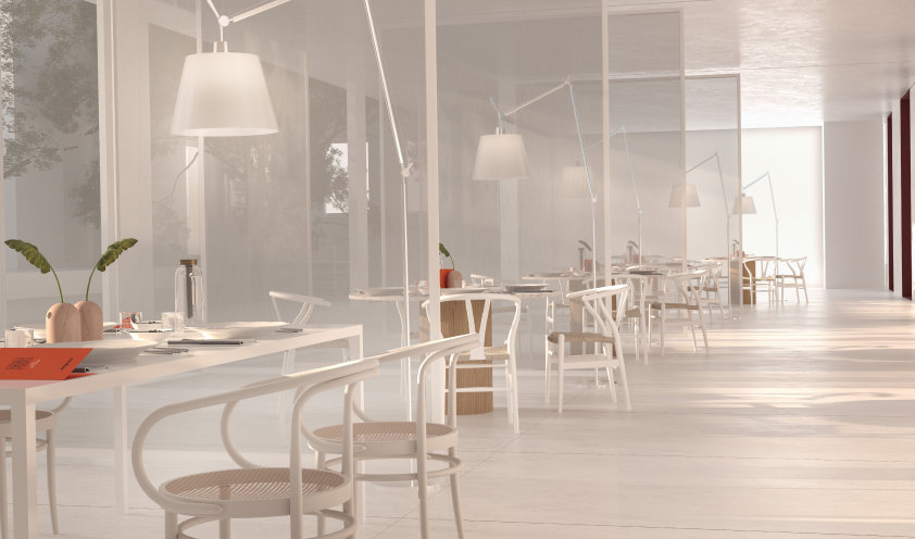 Restaurant Elle Decor Grand Hotel 2020
