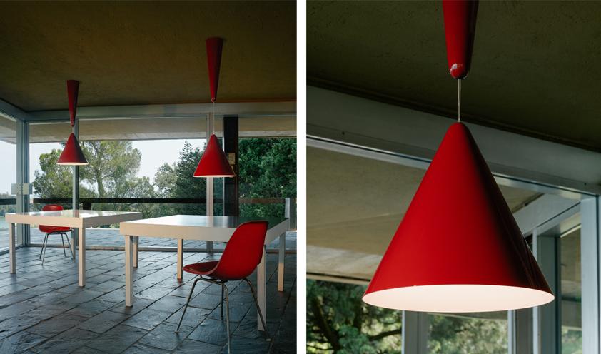Diabolo lamp by Achille Castiglioni for Flos