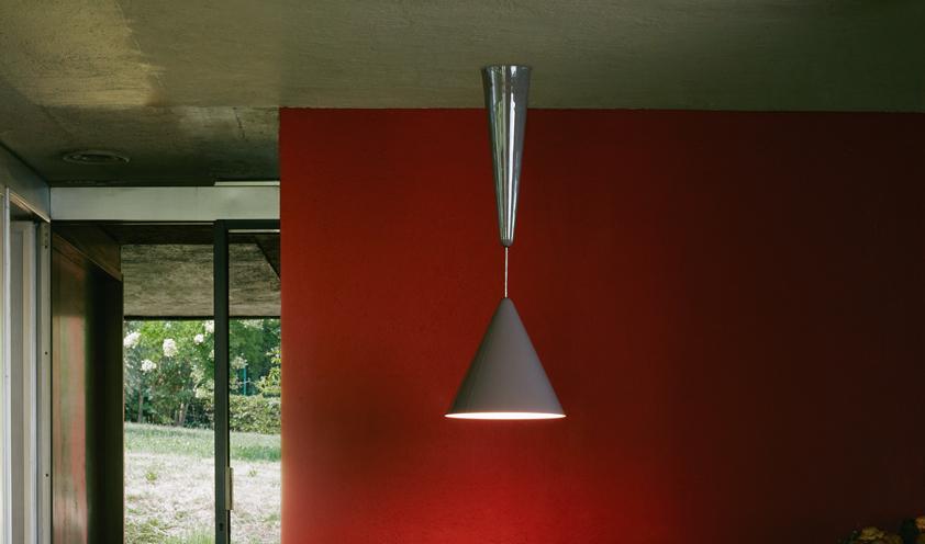 Diabolo lamp by Flos