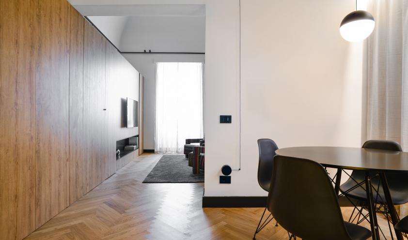 Mohd portfolio apartment in Catania