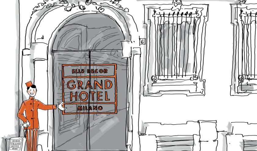 Elle Decor Grand Hotel 2020