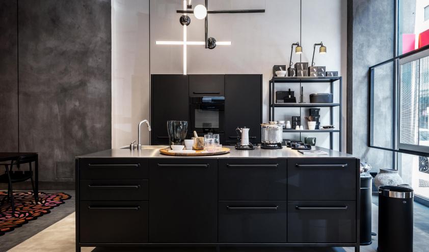 Vipp kitchen in Mohd Milano