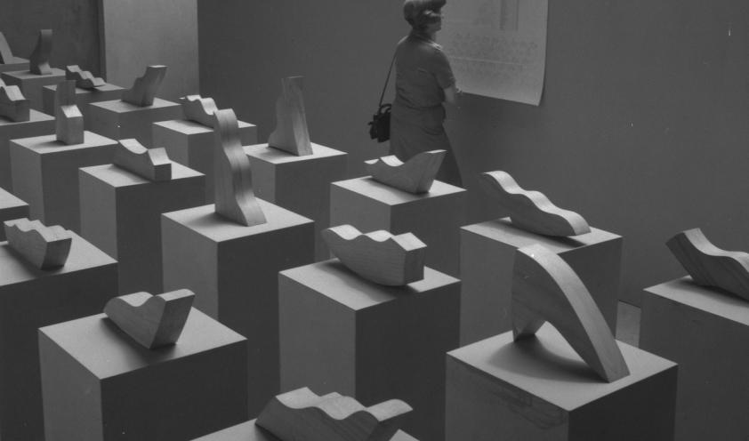Enzo Mari Triennale Milano